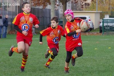 Ecole de Rugby - Découverte du rugby